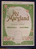 img - for Silver Moon (From My Maryland) [Sheet Music] book / textbook / text book
