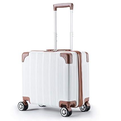 81a26807f636 Amazon.com: XF Luggage Sets Luggage Small Female Small Fresh Trolley ...