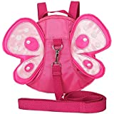 EPLAZA Toddler Walking Safety Butterfly Belt Backpack...