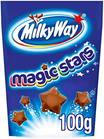 Milky Way Magic Stars Chocolate Bag,