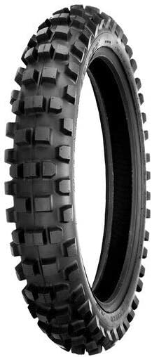 Shinko 523 Intermediate/Hard Terrain Rear Tire - 100/100-18