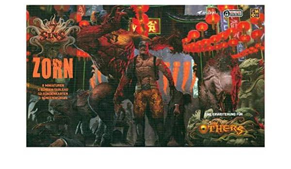 CMON CMN1101 The Others-Zorn - Ampliación: Amazon.es: Juguetes y juegos
