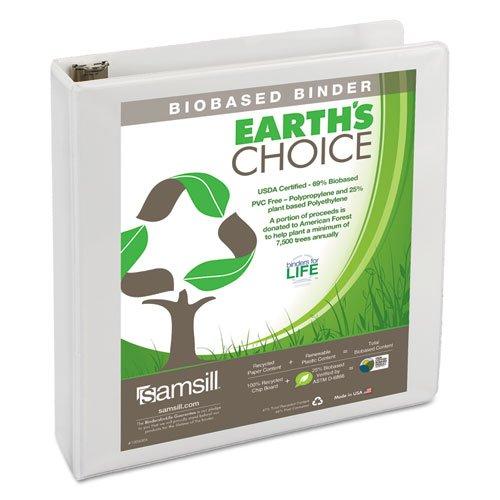 Samsill Earth's Choice Biodegradable Vue Binders