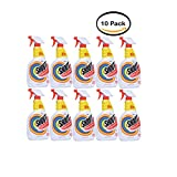 Pack of 10 - Shout Triple-Acting Stain Remover Spray, 30 Ounces