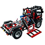 LEGO-Technic-9395-Pick-up-carro-attrezzi