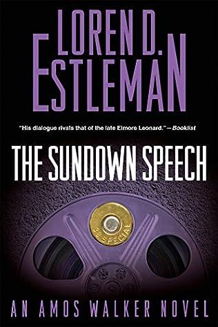 book cover of The Sundown Speech