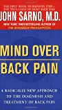 Mind over Back Pain, John Sarno, 0425175235