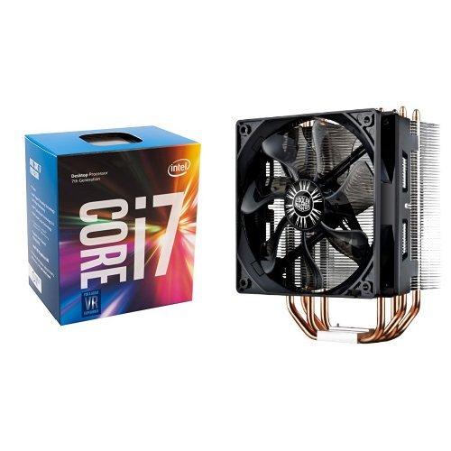 [해외]인텔 BX80677I77700 7 세대 코어 데스크탑 프로세서/Intel BX80677I77700 7th Gen Core Desktop Processors