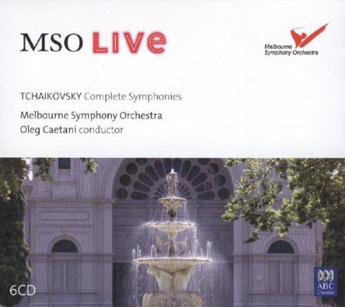Tchaikovsky: Symphonies                                                                                                                                                                                                                                                    <span class=