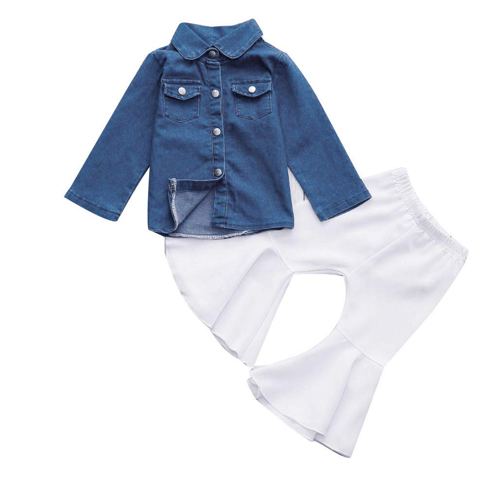 Lollyeca Baby Clothes Sets PANTS ベビーガールズ 2-3 Years  B07JZ8LRRV