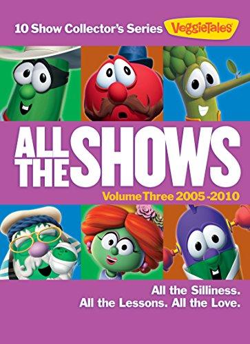 Veggietales: All the Shows Vol 3 (Veggietales Dvd Set Collection)