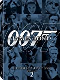 JAMES BOND ULTIMATE EDITION VOLUME 2 DVD BOX SET COLLECTION