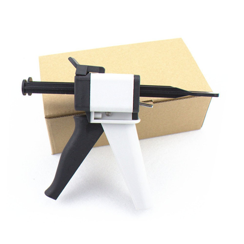Dental Impression Mixing Dispenser Dispensing Gun Generic 1:1, 2:1 Ratio by SeeFDENT