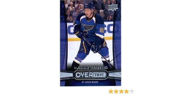 2013-14 2013 Upper Deck Overtime Hockey Rookie Card #49 Vladimir Tarasenko MINT