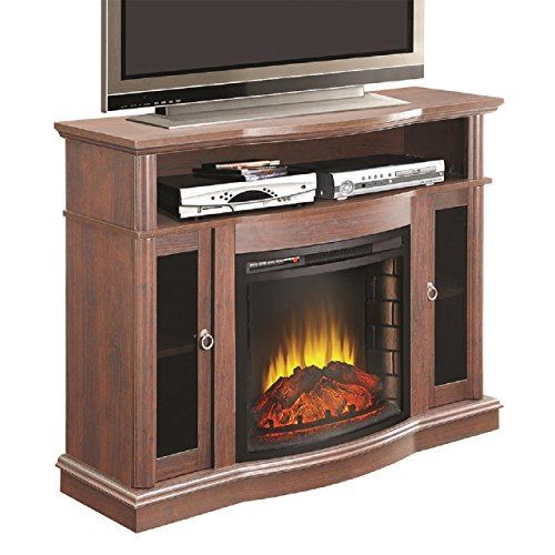 full size fireplace - 2