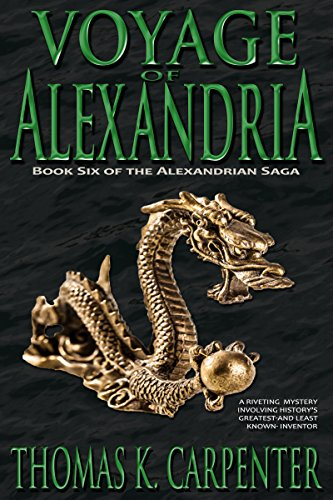 Publication Order of Heirs Of Alexandria Books