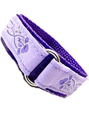KAHUNA Women's OR Girls Lilac Purple Sports Style Velcro Strap