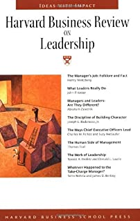 what leaders really do hbr