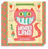 Alice in Wonderland Playset [With 7 Punch-Out Cards][ALICE IN WONDERLAND PLAYSET][Board Books]