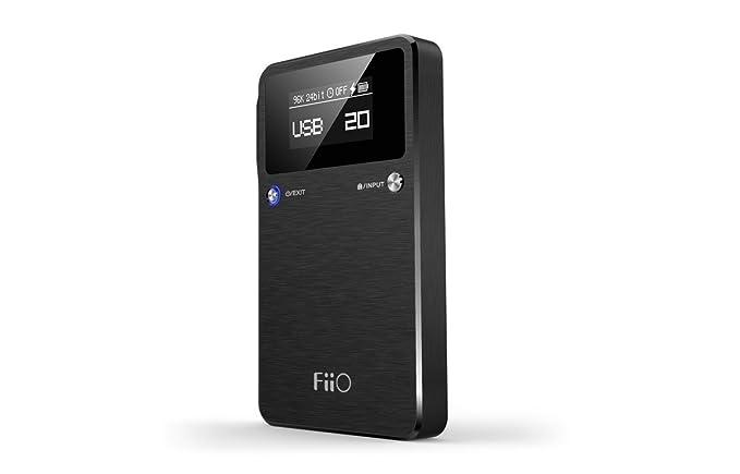 Review Fiio E17K ALPEN 2