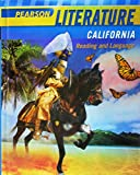 Pearson Literature: Reading and Language, Grade 7 (California Edition)