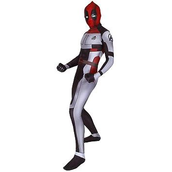 YKJL Cosplay Monos Deadpool Body Fiesta temática Disfraces ...