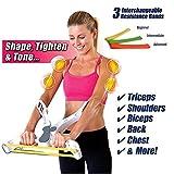 Goodscene Arm Upper Body Workout Resistance Force Fitness Equipment Body Back Fitness Exerciser