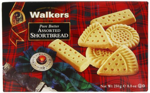 Walkers Shortbread Assortment (Shortbread Thins)