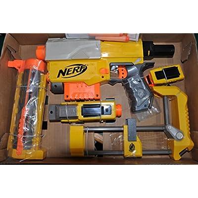 Nerf N-Strike Recon CS-6 Dart Blaster: Toys & Games