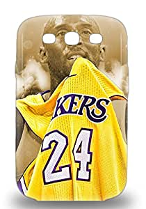 Hot Design Premium Galaxy Tpu Case Cover Galaxy S3 Protection Case NBA Los Angeles Lakers Kobe Bryant #24 ( Custom Picture iPhone 6, iPhone 6 PLUS, iPhone 5, iPhone 5S, iPhone 5C, iPhone 4, iPhone 4S,Galaxy S6,Galaxy S5,Galaxy S4,Galaxy S3,Note 3,iPad Mini-Mini 2,iPad Air )