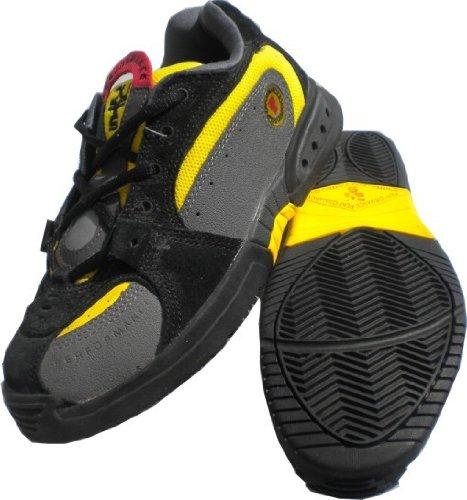 K9 Duffs Skateboard Black XT Yellow Swiss Shoes Tech qwX6z1w