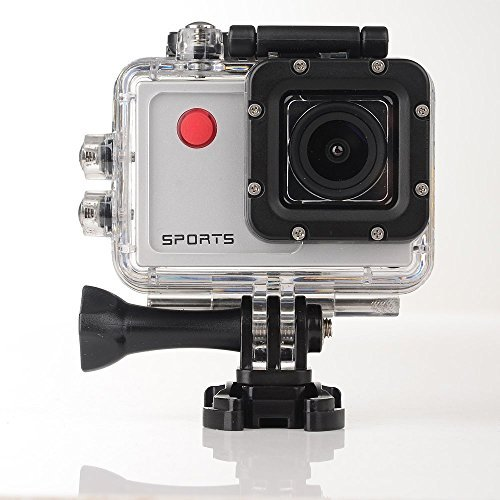W9 12MP Sports Wi-Fi Action Camera (Black) - 3