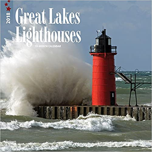 ''ZIP'' Lighthouses, Great Lakes 2018 12 X 12 Inch Monthly Square Wall Calendar, USA United States Of America Nature Lake (Multilingual Edition). vuelta fueron Learn primeros Track nuestros Covering energy