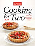 Cooking for Two 2011, America's Test Kitchen Editors, 1933615788