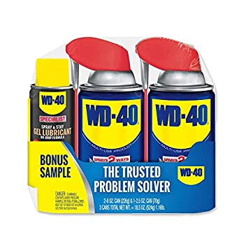 WD-40 Pack de dos plus Bonus muestra: Amazon.es: Amazon.es