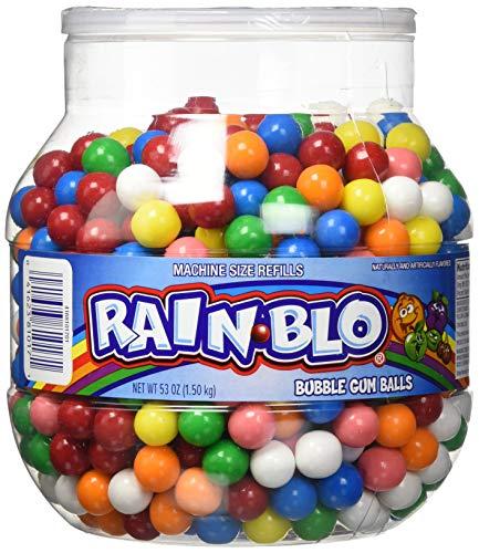 RainBlo Bubble Gum Balls