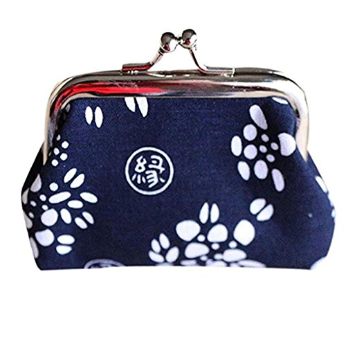 Wallet Bag Clearance Retro Wallet Noopvan wallet Purse A 2018 Vintage Mini Lady Clutch Hasp Coin fossil awCdqd7