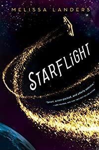 Starflight by Melissa Landers ebook deal