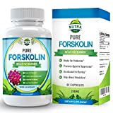 Nutra Rise Pure Forskolin Coleus Forskohlii Root Extract Weight Loss Dietary Supplement (60 Capsules)