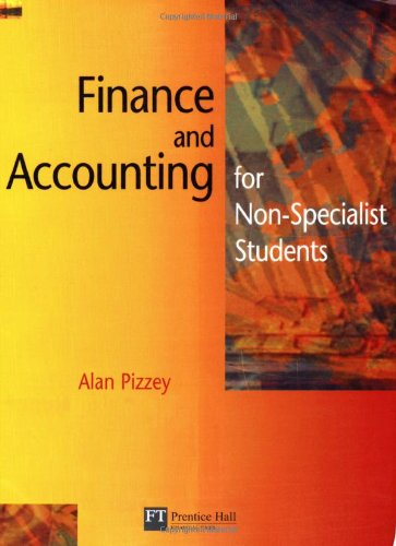 Finance & Accounting for Non-Specialists