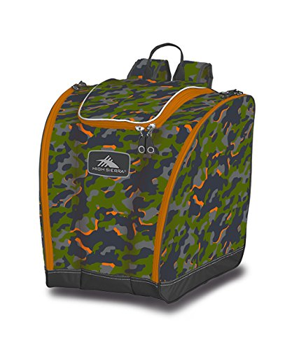Trapezoid Boot Bag, Electric Camo/Mercury
