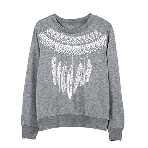 Lined Striped Sweatshirt - 6