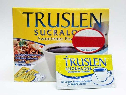 Truslen Sucralose Sweetener Powder (1g.x50 Sachets) by Truslen by dreamshop (Image #1)