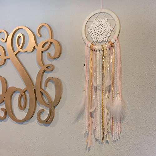 ZUCKERTM BOHO Blush Dream Catcher - Red