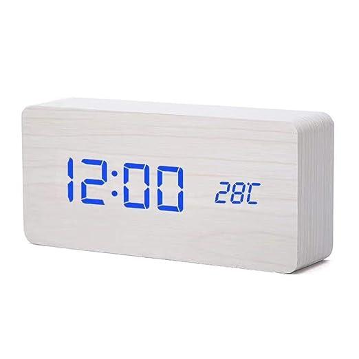 Despertadores Digitales Despertador Led Reloj Digital Despertador ...