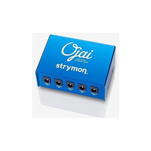 Strymon Ojai-X 9Vハイ・カレント・ DC パワー・サプライ