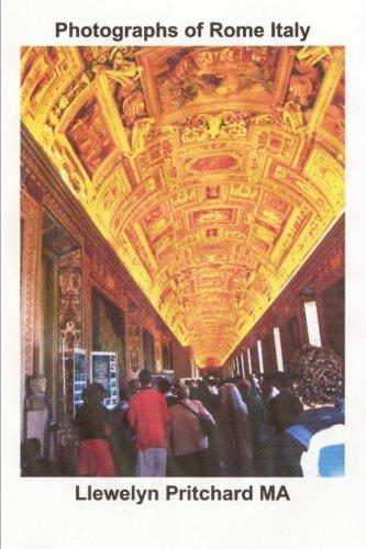 Photographs of Rome Italy (Photo Albums) (Volume 14) (Irish Edition) ebook