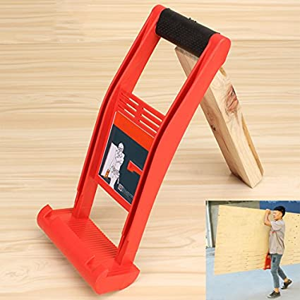 Pulling Lifting Clamps Gorilla Gripper Panel Carriers Handle Heavy Duty Portable Tool for Plasterboard Wood Boards Lifter Metal Drywall Lift