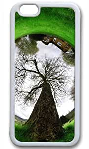Landscape through a lens Thanksgiving Halloween Masterpiece Limited Design TPU White Case for iPhone 6 Plus by Cases & Mousepads
