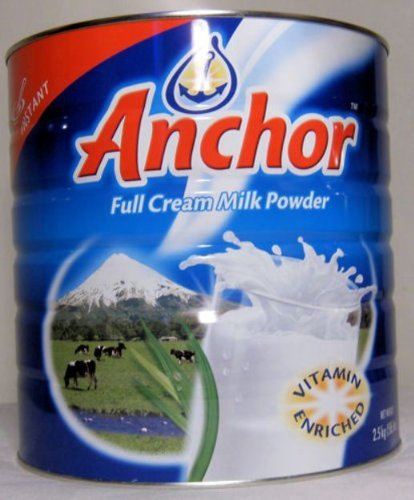 Anchor Full Cream Milk Powder -2500g by Anchor (Image #1)